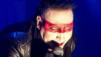 Marilyn Manson kollabierte auf der Bühne (Archiv)