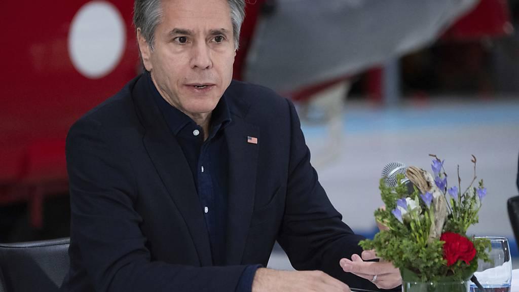 Israel: US-Aussenminister Blinken zu Gesprächen erwartet