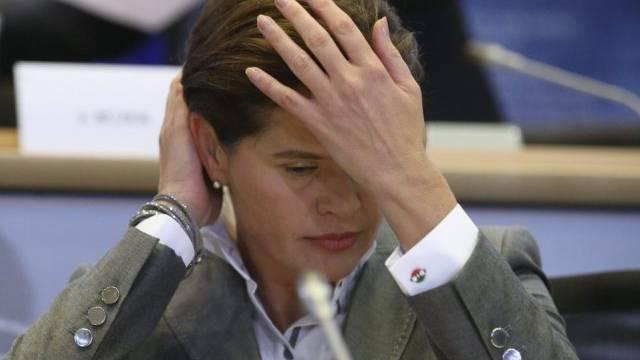 Alenka Bratusek findet bei EU-Parlamentariern keine Unterstützung