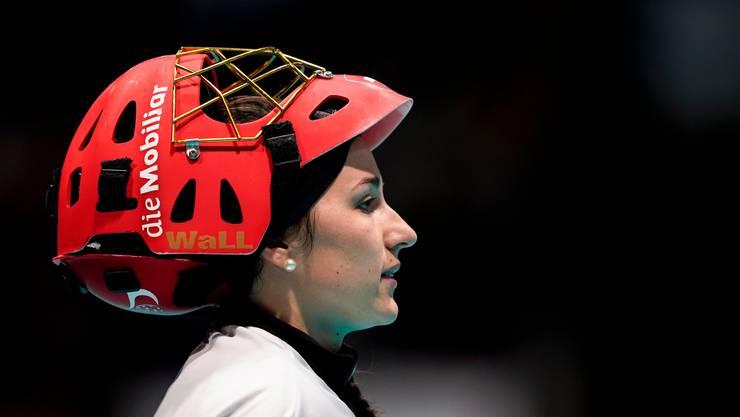 Am Ende bleibt Torhüterin Lara Heini nur die Enttäuschung.