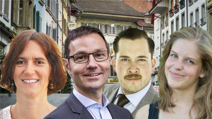 Vier lose ausgewählte Kandidaten: In Lenzburg bewerben sich insgesamt 89 Frauen und Männer um einen der 40 Einwohnerratssitze.