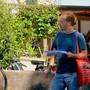 Junge SP Region Olten auf Haustüren-Wahlkampf in Olten