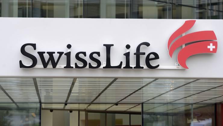 Der Lebensversicherungskonzern Swiss Life hat in den ersten neun Monaten des Jahres 15,4 Milliarden Franken an Prämien eingenommen
