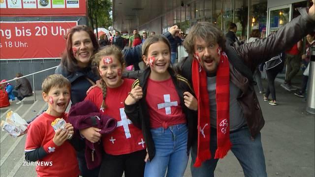 Neunter Sieg für die Schweiz?