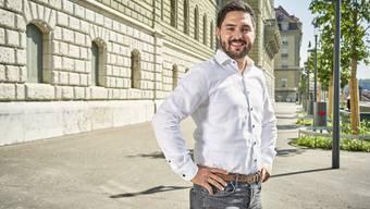 Im Rampenlicht: Cédric Wermuth zieht seine Ständeratskandidatur zurück.