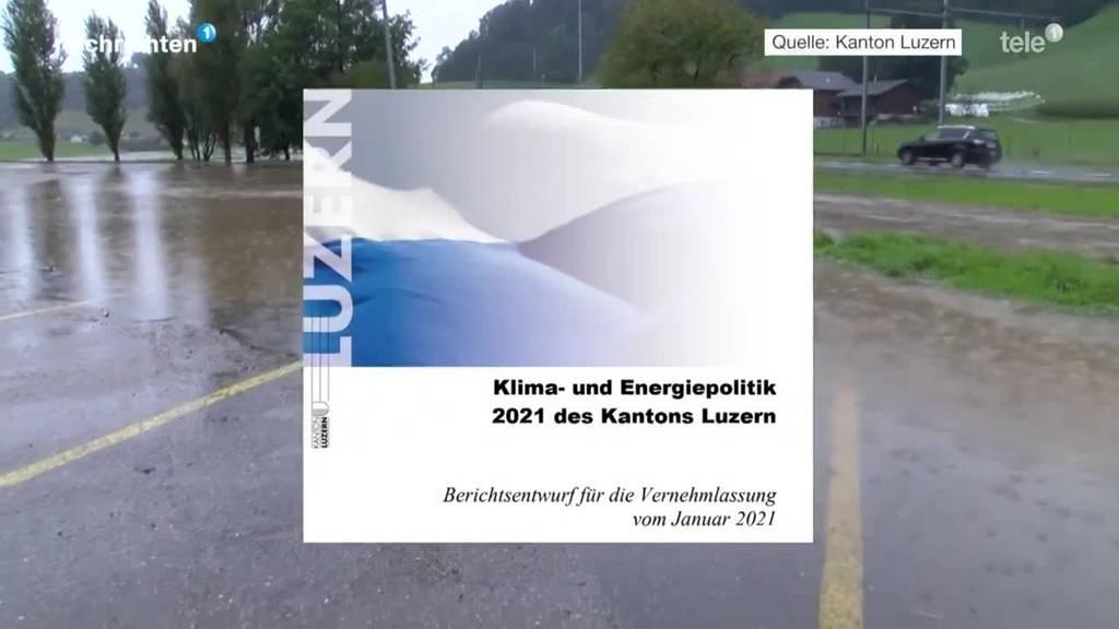 Planungsbericht Klima und Energie des Kantons Luzern