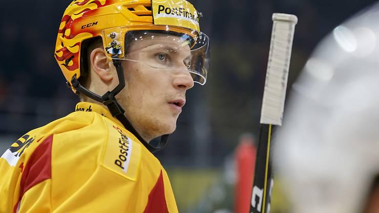 Antti Erkinjuntti wechselt von den SCL Tigers in seine Heimat zu Tampere