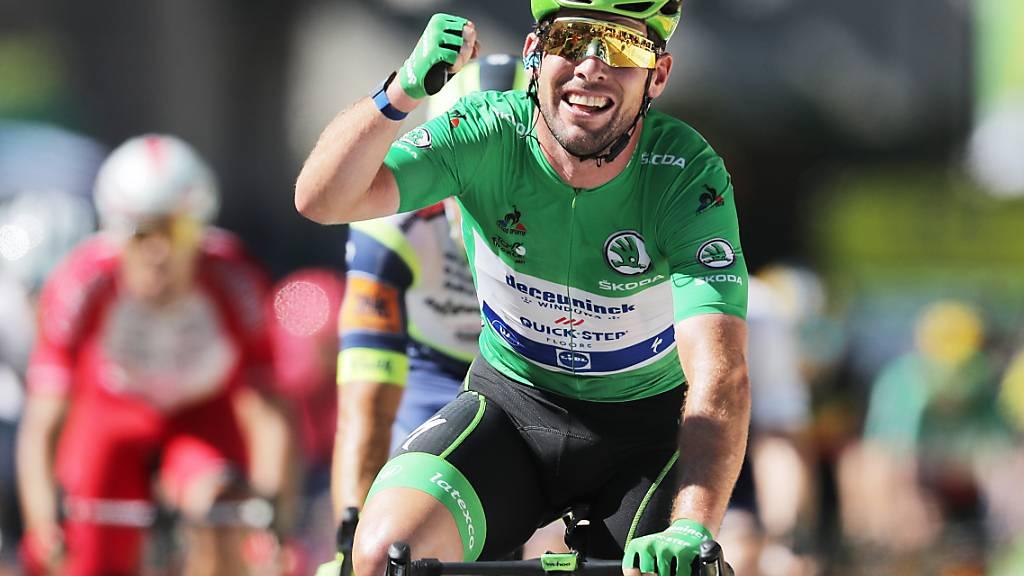 Cavendish: «Wenn ich inspirieren kann, möchte ich weiterfahren.»