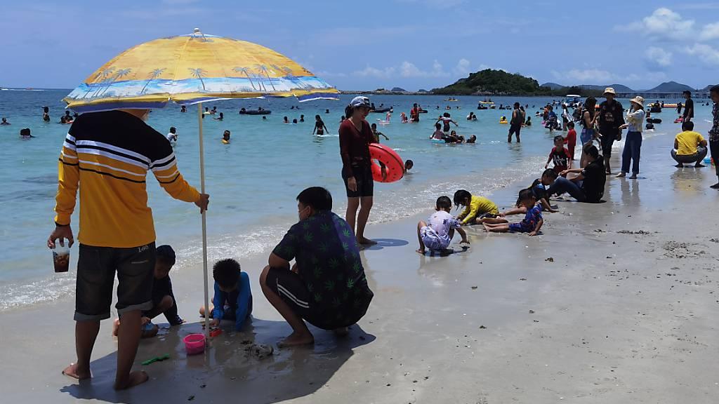 Thailand plant Öffnung für Geimpfte aus zehn Ländern
