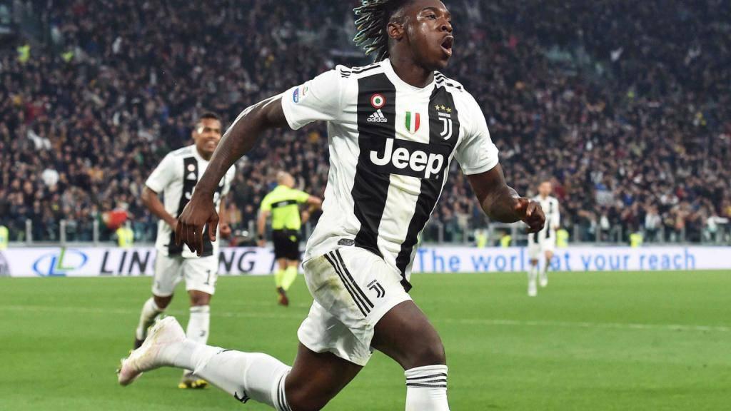 Kean von Juventus Turin zu Everton