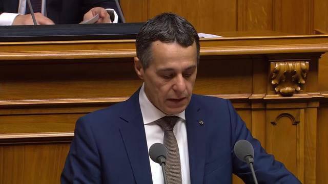 Cassis: «Respekt denen, die mich nicht gewählt haben»