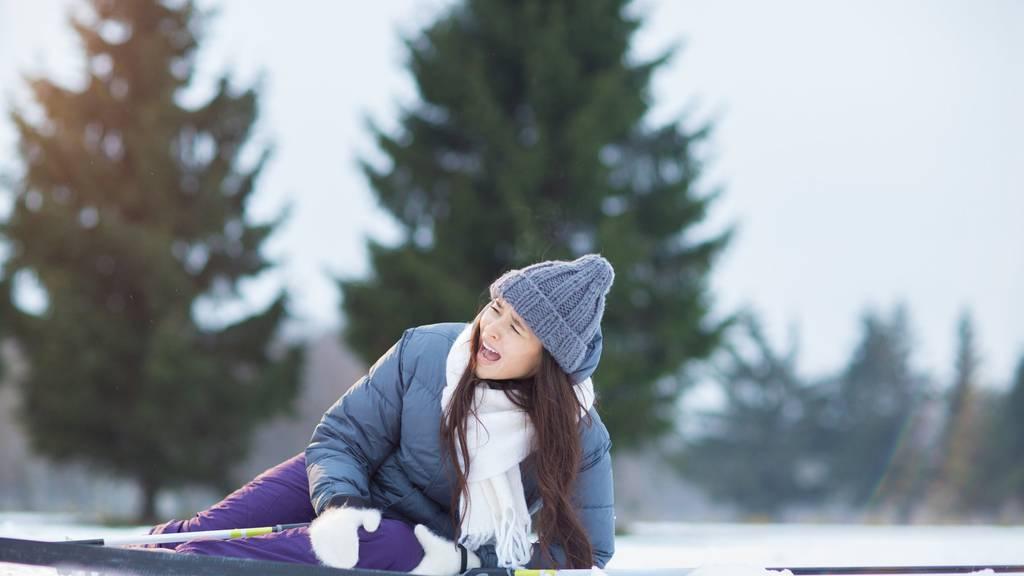 In Lech verletzten sich zwei Skifahrerinnen bei Kollisionen schwer