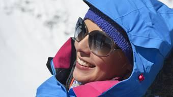Linda Fäh trainiert fürs Matterhorn