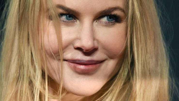 Schauspielerin Nicole Kidman spricht über ihre Verlobung mit dem Sänger Lenny Kravitz. (Archivbild)