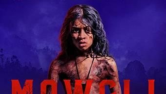 """Düster: Der neue """"Mowgli""""-Film, der im Oktober in die Kinos kommt, hält sich näher an Rudyard Kiplings Romanvorlage und ist deshalb sehr düster. (Pressebild)"""