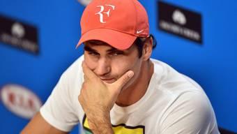 Roger Federer muss sich gedulden.