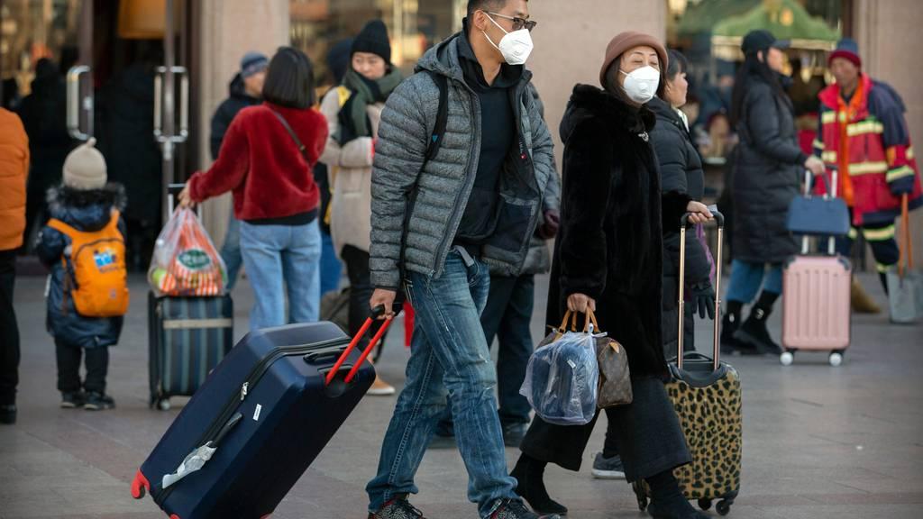 Chinesische Lungenkrankheit – Schweizer Spitäler sind gerüstet