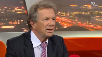 Zum Thema diskutierten am Mittwochabend Ex-Funktionär Guido Tognoni und az-Sportchef François Schmid-Bechtel mit Markus Gilli (v.l.).
