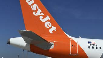 Der Brexit und fallende Ticketpreise bremsen den britischen Billigflieger Easyjet: Im saisontypisch schwachen Winter vervierfachte sich der Verlust. (Archiv)