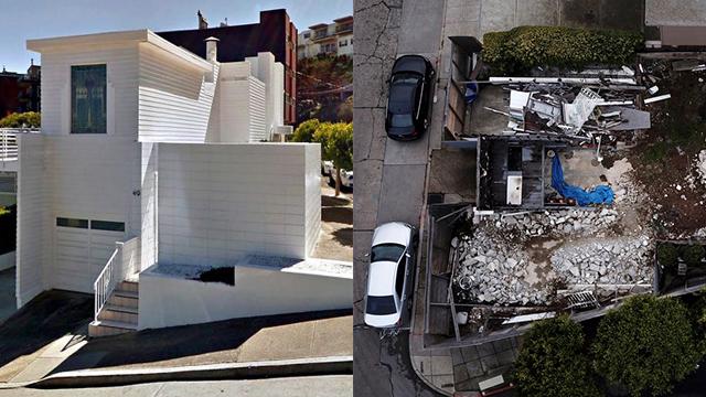 Nach Abriss: Besitzer muss Haus nachbauen