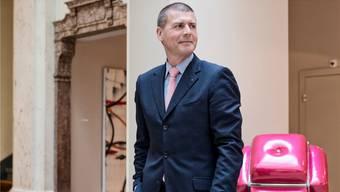 Claude Scharowski, Niederlassungsleiter der Bank Julius Bär in Basel.