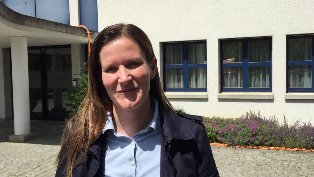Kurz-Interview mit Karin Birchmeier, OK-Präsidentin der Gewerbeausstellung Undob in Siggenthal