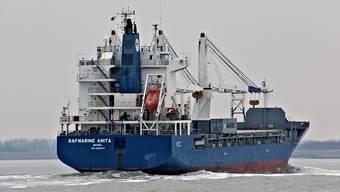Eines der Schiffe, das der Bund mit Verlust verkaufte: Im Frachter «Anita» steckten 17,8 Bundesmillionen.ho