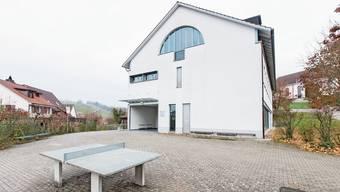 Was passiert jetzt mit dem Oberstufenschulhaus in Wegenstetten?