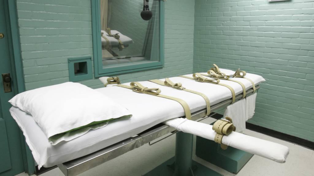 Ex-Anführer von rechtsextremer Gruppe in Texas hingerichtet