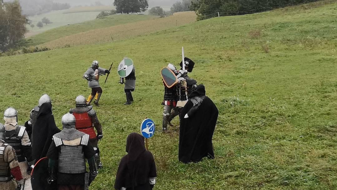 Wikinger- und Mittelalter-Spektakel