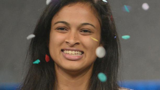 Eesha Khare hat einen Blitz-Akku erfunden.