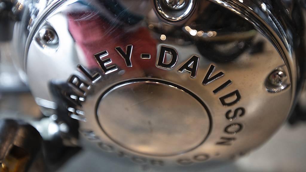 US-Motorrad-Ikone Harley-Davidson mit Gewinnsprung