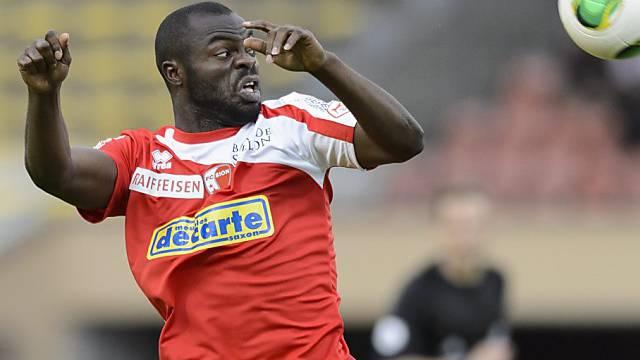 Yannick Ndjeng spielt nicht mehr für Sion.