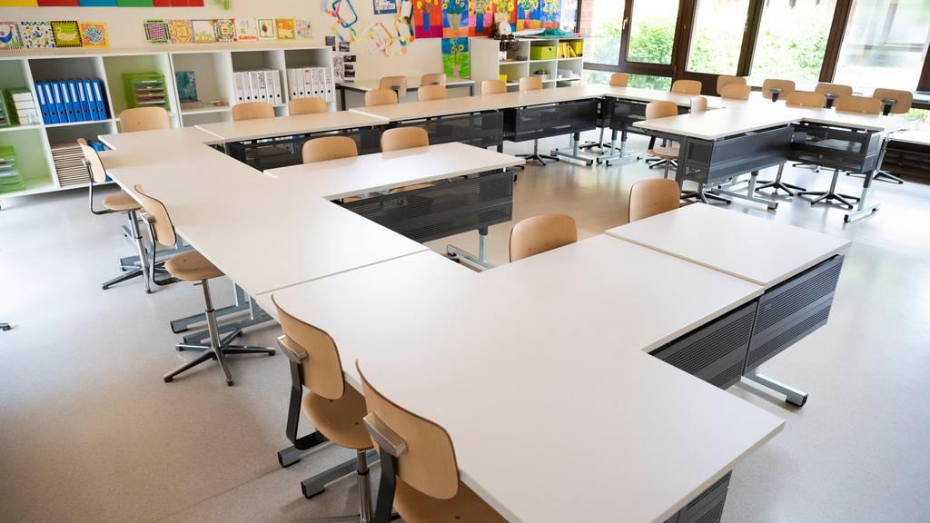 Auch St.Gallen diskutiert über Maskenpflicht an Schulen