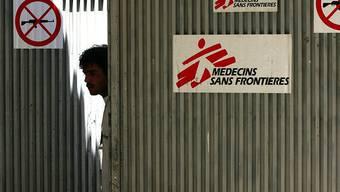 Den höchsten Beitrag spendet der Kanton Aargau den «Ärzten ohne Grenzen».