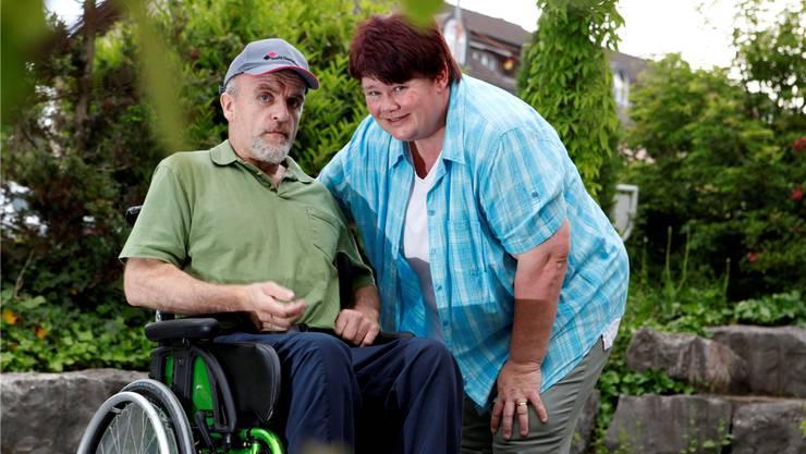 «Wir sind immer noch eine Familie»: Andreas und Franziska Graf.