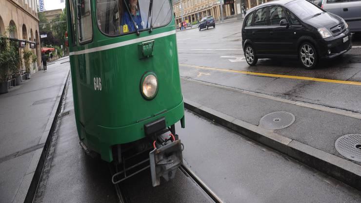 Basler Tram (Symbolbild)