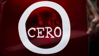 """""""Null Abtreibungen"""" - Abtreibungsgegner in Spanien (Archiv)"""