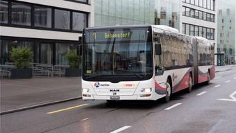 Busse nach Radverlust aufgerüstet