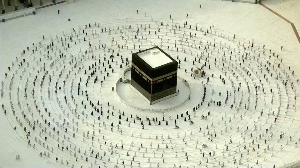 Die Pilgerfahrt nach Mekka während der Coronakrise