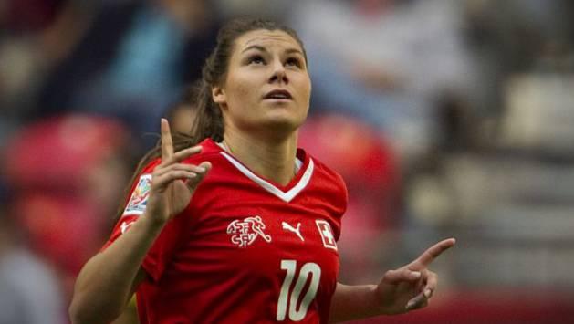 Ramona Bachmann: Auf ihre Treffsicherheit muss die Schweiz gegen die Niederlande verzichten.