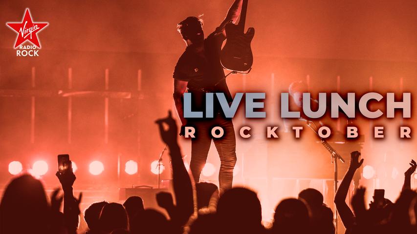 Rocktober - Live Lunch