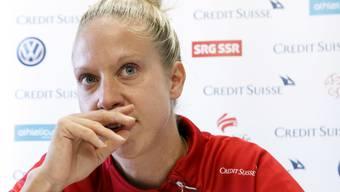 Für die Schweizer Nationalspielerin Caroline Abbé ist in der Champions League mit Bayern München im Viertelfinal Schluss (Archivbild)