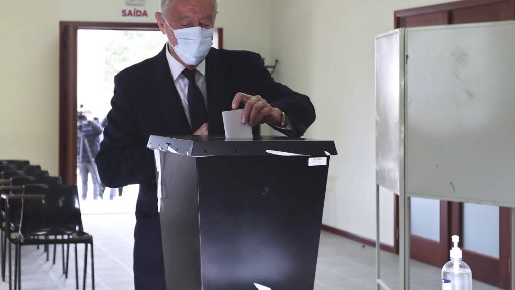 Die Wahl der Qual: Corona-Hotspot Portugal wählt Präsidenten