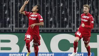 Thun siegt dank Treffer von Dario Lezcano