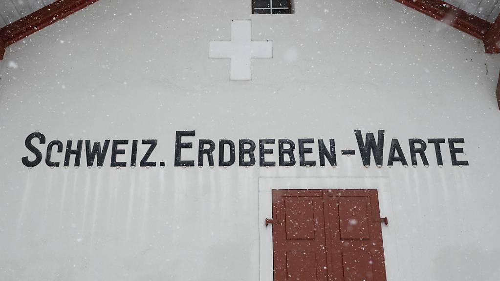 Die Erdbebenwarte Degenried in Zürich, genutzt vom Schweizerischer Erdbebendienst. Das Parlament wagt einen neuen Anlauf für eine nationale Erdbebenversicherung. (Themenbild)