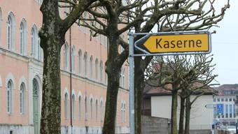 Mindestens bis 2030 nutzt das Militär die Kaserne Aarau.