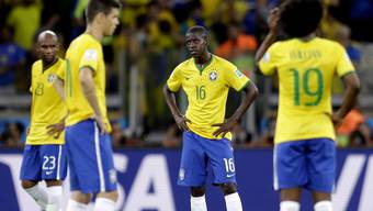 Harte Kritik an der Leistung der Brasilianer.