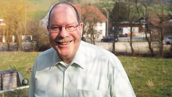 «Das Amt macht mir nach wie vor enorm Spass»: Urs Fricker ist einer von vier Friedensrichtern im Fricktal. Thomas Wehrli