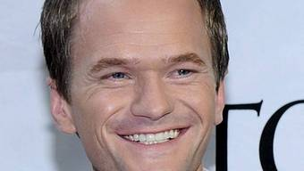 Moderator und Schauspieler: Harris